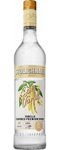 Водка Stolichnaya Vanil (Столичная) 0,7л