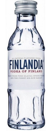Водка Finlandia (Финляндия) 40% 0,05л