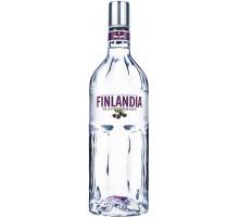 Водка Финляндия Черная смородина 37.5% 1,0л