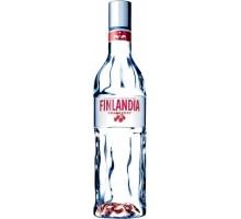 Водка Финляндия Клюква белая 37.5% 0,5л