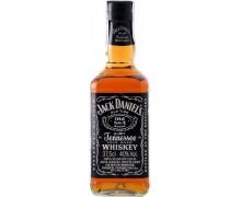 Виски Jack Daniel's 0,375л