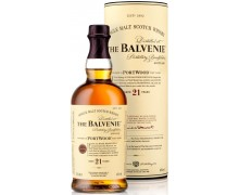Виски Balvenie PortWood 21 год 40% 0,7л