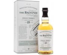 Виски Balvenie Single Barrel 25 лет 0,7л в коробке