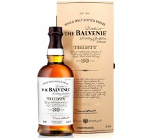 Виски Balvenie 30 лет 0,7л