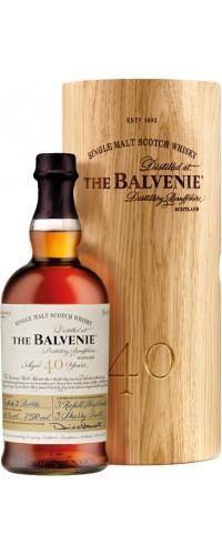Виски Balvenie 40 лет 0,7л
