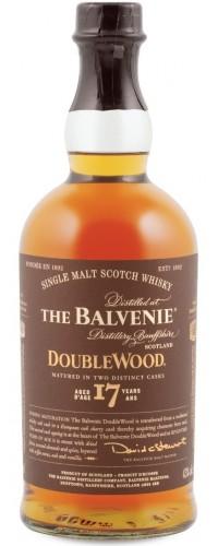 Виски Balvenie Doublewood 17 лет 0,7л