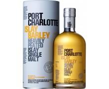 Виски Bruichladdich «Port Charlotte Islay Barley» (50%) 0,7 л
