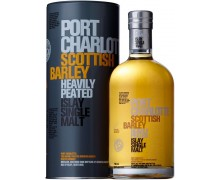 Виски Bruichladdich «Port Charlotte Scottish Barley» (50%) 0,7 л