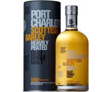 Виски Bruichladdich «Port Charlotte Scottish Barley» 50% 0,7л
