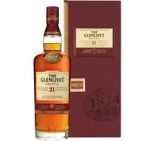 Виски Glenlivet 21 год 0,7л