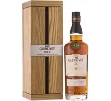 Виски Glenlivet 25 лет 0,7л