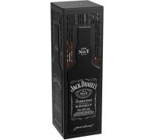 Виски Jack Daniel's 0,7л в металлической коробке