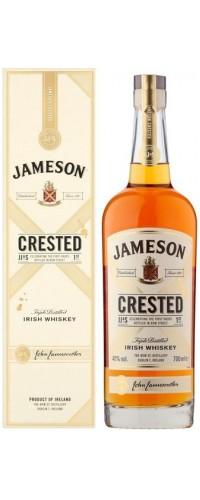 Виски Jameson (Джемисон) Crested 0,7л в коробке