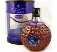 Виски Old St Andrews Nightcap  blended malt Scotch whisky 15 YO 0.7