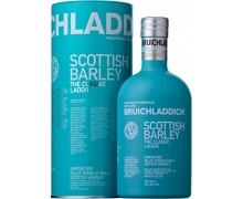 Виски Bruichladdich «Classic Laddie Scottish Barley» 50% 0,7 л