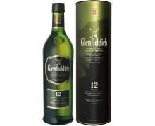 Виски Glenfiddich 12 лет выдержки 0,7л