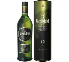 Виски Glenfiddich 12 лет выдержки 1,0л