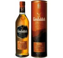 """Виски Glenfiddich """"Rich Oak"""" 14 лет выдержки 0,7л"""