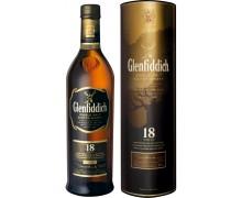 Виски Glenfiddich 18 лет выдержки 0,7л