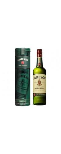 Виски Jameson (Джемисон) 0,7л в металлической коробке