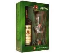 Виски Jameson 0,7л с 2-мя бокалами