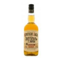 Виски (бурбон) Кентукки Джек 0,7л