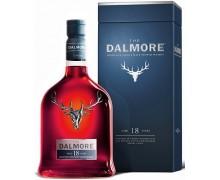 Виски Dalmore 18 YO Single Malt  43% gift 0,7л