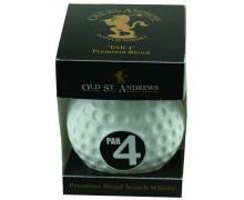 Виски Old St Andrews Golf Ball Bottle Par 4 0,05л