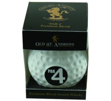 Виски Old St Andrews Golf Ball Bottle Par 4 0,05л