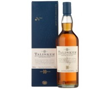Виски Talisker 10 лет выдержки 45,8% 0,7л