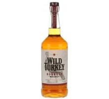 Виски (бурбон) Wild Turkey 0,7л