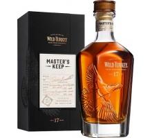 Виски (бурбон) Wild Turkey Master's Keep 17 лет 43.4% 0,75л