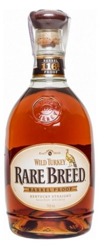 Виски (бурбон) Wild Turkey Rare Breed 58,4% 0,75л