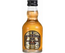 Виски Chivas Regal 12 лет 40% 0,05л