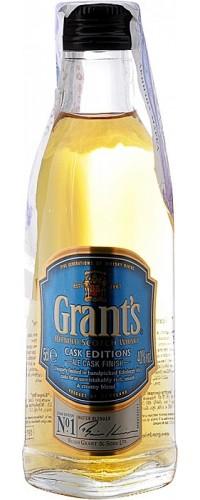 Виски Grant's Ale Cask 0,05л