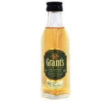 Виски Grant's Sherry Cask 0,05л