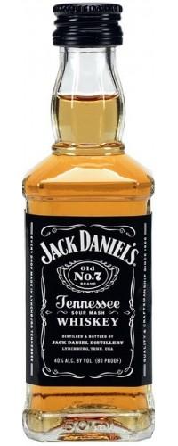 Виски Jack Daniel's (Джек Дэниэлс) 0,05л