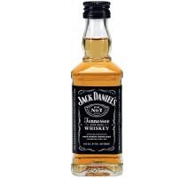 Виски Jack Daniel's 40%  0,05л