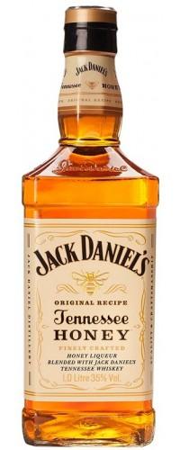 Виски Jack Daniel's (Джек Дэниэлс Медовый) Tennessee Honey 1,0л