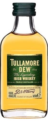 Виски Tullamore Dew Original 0,05л
