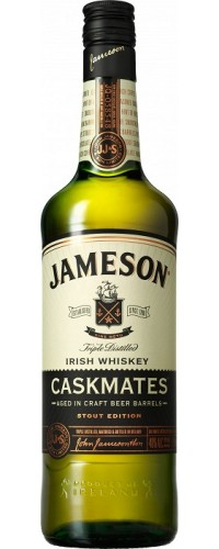 Виски Jameson Caskmates (Джемисон Каскмейтс) 0,7л
