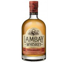 Виски Lambay Single Malt 0.7 л