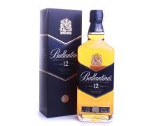 Виски Ballantine's 12 year old 40% 0,7л