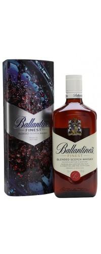 Виски Ballantine's (Баллантайнс) Finest 40% 0,7л в мет. коробке
