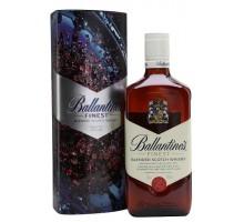 Виски Ballantine's Finest 0,7л  в мет. коробке
