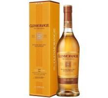 Виски Glenmorangie Original 10 лет выдержки 0.7 л 40% в под. упаковке