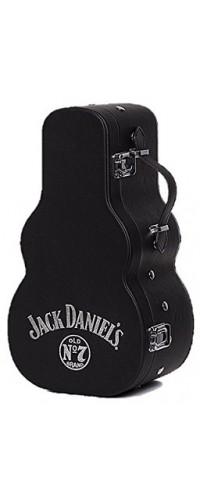 Виски Jack Daniel's (Джек Дэниэлс) 0,7л в футляре гитары