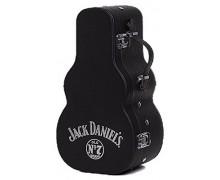 Виски Jack Daniel's 0,7л в футляре гитары