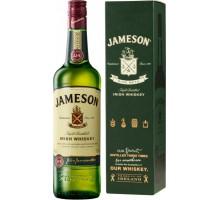 Виски Jameson 0,7л в коробке 40%