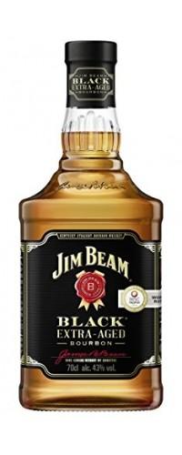 Виски Jim Beam Black Extra Aged (Джим Бим блэк экстра эйдж) 0.7л